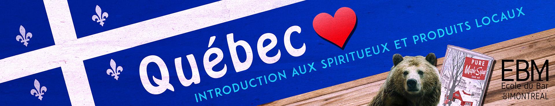 atelier de mixologie avec spiritueux du Québec